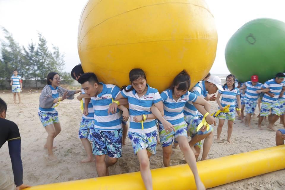 Kết quả hình ảnh cho teambuilding Vietsovpetro Resort Hồ Tràm