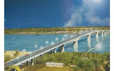 Hải Phòng chuẩn bị khởi công cầu vượt sông Thái Bình