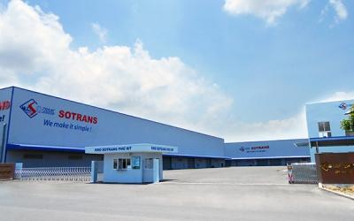CBTT v/v HĐQT thông qua chủ trương tái cấu trúc tài sản trong Sotrans Group