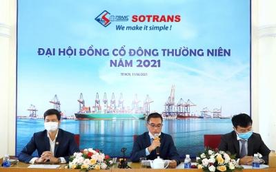 Sotrans: Đầu tư hơn 1 triệu USD cho công nghệ