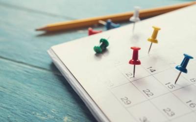 Kế hoạch họp và Thông báo về ngày đăng ký cuối cùng để tổ chức họp ĐHĐCĐ thường niên năm 2021.