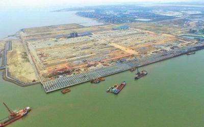 Thủ tướng chính thức phê duyệt chủ trương đầu tư hai bến cảng Lạch Huyện.