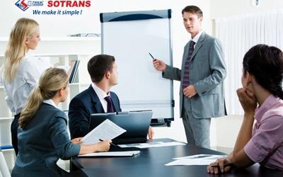 SOTRANS công bố thay đổi Giấy chứng nhận đăng ký doanh nghiệp của SOTRANS lần thứ 14, ngày 02/05/2019