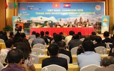 Việt Nam và Campuchia hướng đến kim ngạch xuất nhập khẩu đạt 5 tỷ USD