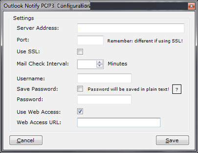 Outlook-Notify-POP3-to