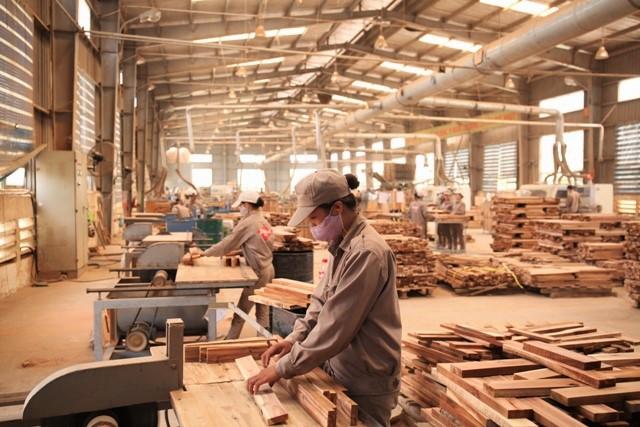 Xuất khẩu đồ gỗ vẫn tăng mạnh bất chấp nhu cầu đồ nội thất toàn cầu suy giảm
