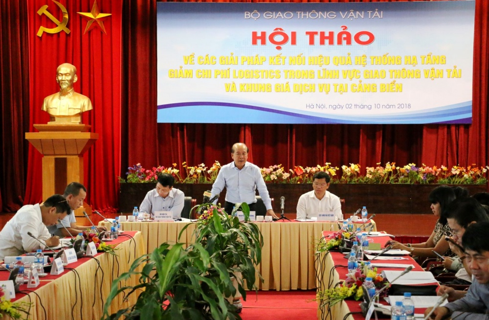 Khung giá dịch vụ cảng biển Việt Nam đang được điều chỉnh