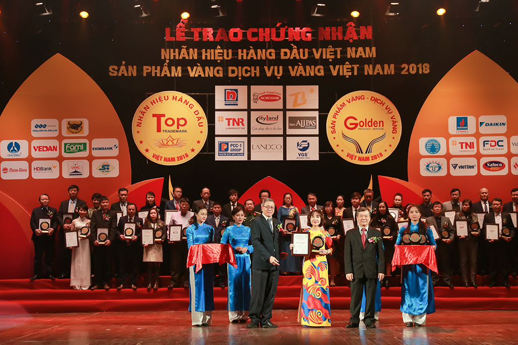 SOTRANS – Top 50 Nhãn hiệu hàng đầu Việt Nam