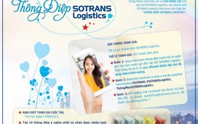 """Cuộc thi """"Thông điệp SOTRANS Logistics"""""""
