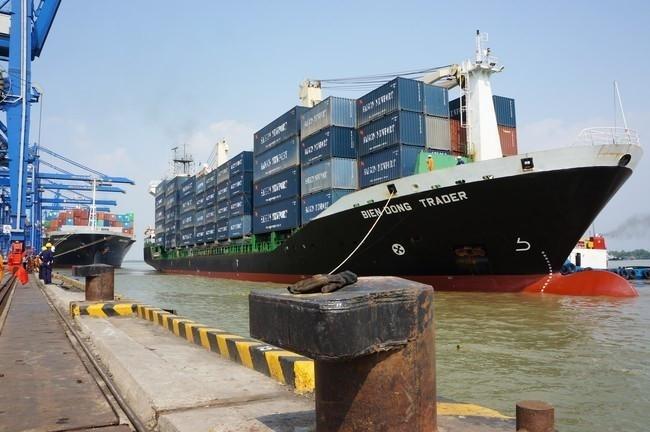 Cụm cảng biển nước sâu phía Nam tăng trưởng mạnh